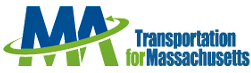 Transportation for Massachusetts Logo