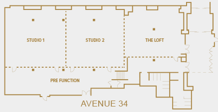 avenue 34 floor plan
