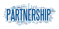 Partnership graphic